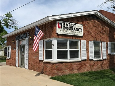 Hardt Insurance Downtown South Haven